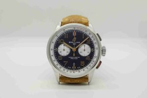 Breitling Premier B01 Chronograph 42 Norton Edition Replica For Father's Day