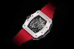 Limited Editon Replica Richard Mille Tourbillon Split-Seconds Chronograph Watch Review