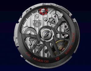 New Released Of TAG Heuer Monaco Heuer 02 And Calibre 12 Final Edition Replica For ThanksGiving Day