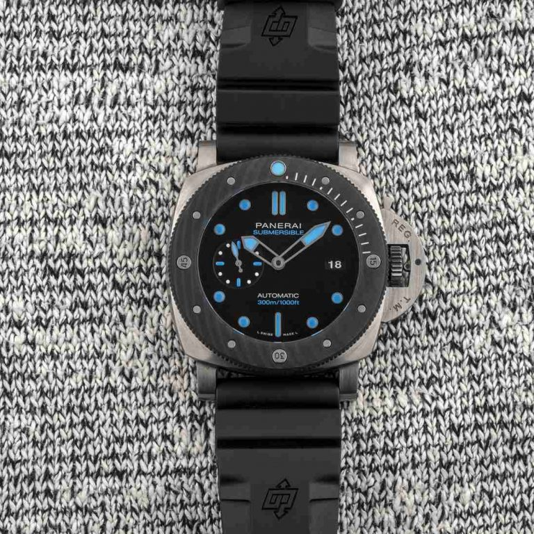 In Depth The Panerai Submersible BMG-Tech Automatic 47MM PAM00799 Replica Watches