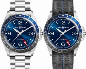Swiss Replica Bell & Ross V2-93 GMT Blue Automatic 41mm Watches Discussion