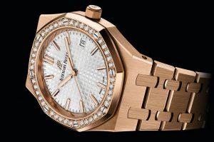 New Replica Audemars Piguet Royal Oak Automatic Pink Gold 34mm Watches Discussion