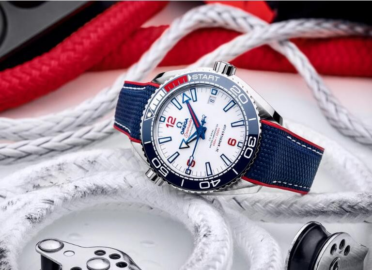 Replica OMEGA Seamaster Planet Ocean 36th America's Cup Limited Edition Watches Review