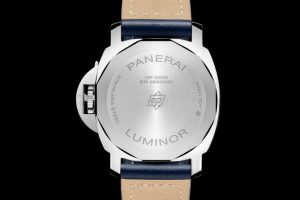 Introducing The Replica Panerai Luminor Blu Mare Manual-wind Stainless Steel 44mm PAM01085 Watches