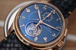 Replica IWC Portugieser Tourbillon Retrograde Chronograph Boutique Edition IW394005 Watch Review