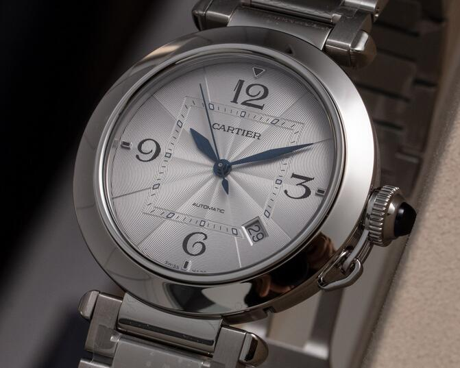 Cartier Pasha Automatic Stainlesss Steel 41mm WSPA0009 Imitation Watches Discussion 1