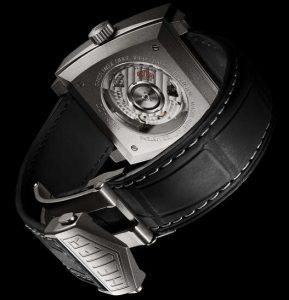 Replica TAG Heuer Monaco Calibre 11 Automatic Chronograph Titan Limited Edition Guide 1