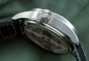 Replica IWC Big Pilot Self-Winding Perpetual Calendar Steel IW503605 Watch Guide 1