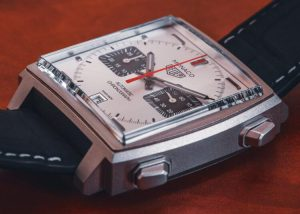 Limited Edition Classic Replica TAG Heuer Monaco Automatic Chronograph Titan 39mm Watch Guide 1