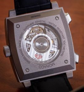 Limited Edition Classic Replica TAG Heuer Monaco Automatic Chronograph Titan 39mm Watch Guide 2