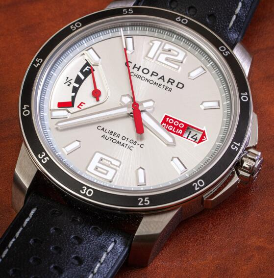 Replica Chopard Mille Miglia GTS Automatic Luftgekühlt Limited Edition 43mm Watches Review 2