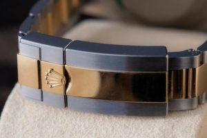 Replica Rolex Explorer Two-Tone 18K Yellow Gold Steel 36mm Ref. 124273 Watch Guide 3