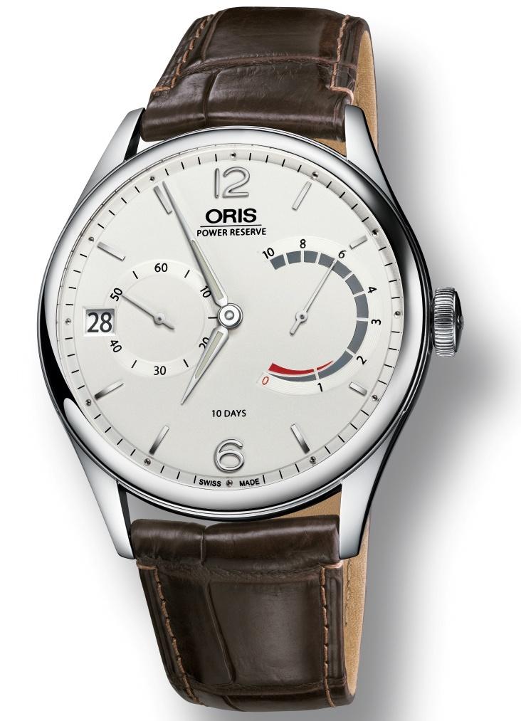 Replica Oris Artelier Calibre 113 10-Day Power Reserve Calendar Watch Review From http://www.replicawatchviews.com/!