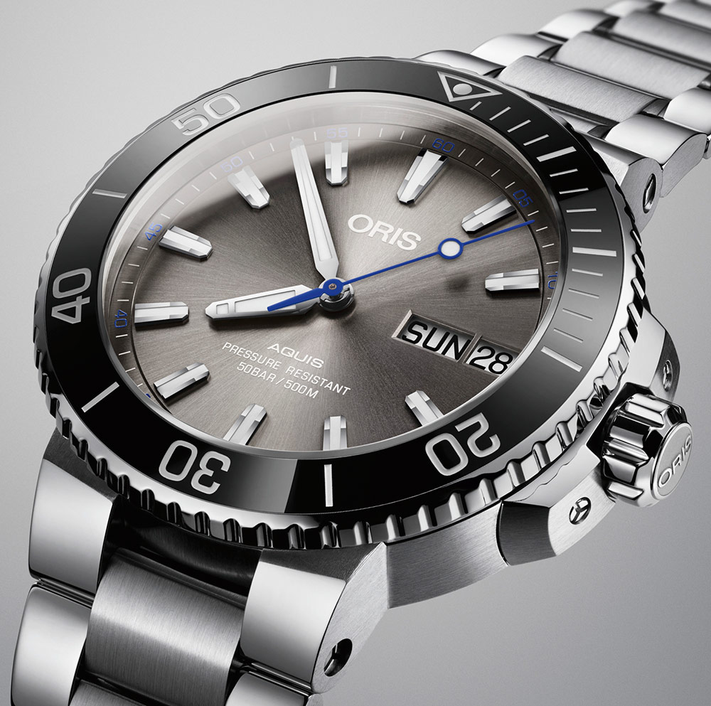 Review Replica Oris Hammerhead Limited Edition Watch For 2017 1