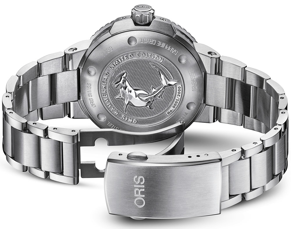 Review Replica Oris Hammerhead Limited Edition Watch For 2017 2