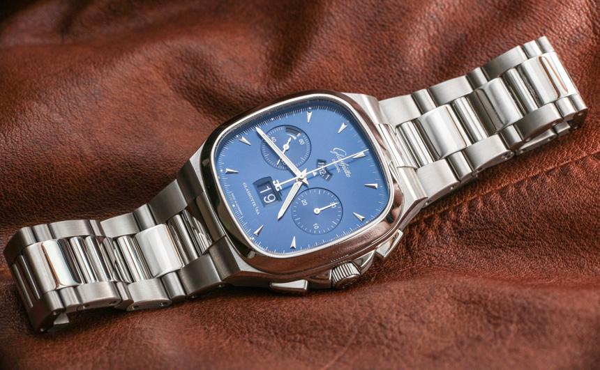 Description New Glashütte Original Watch Replica