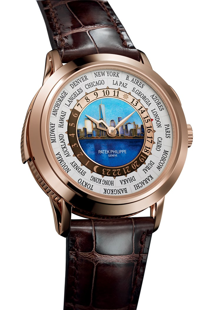 Replica Patek Philippe Complications World Time Reference 5531R 2017 Watch Review