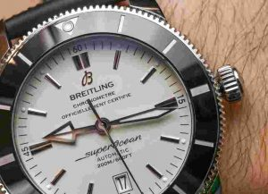 Baselworld 2017: Replica Breitling Superocean Heritage II Watch 2017