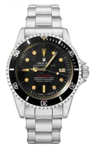 Replica Rolex Sea-Dweller Vintage Date Single Red Watch Guide