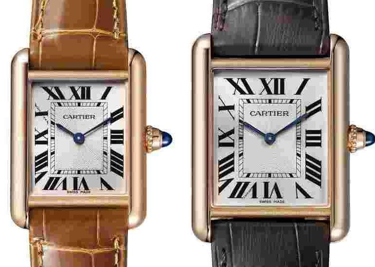Review: Cartier Tank Louis Cartier 100th Anniversary Replica Watch