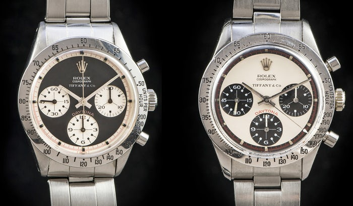 Top Replica Rolex Daytona Paul Newman Reference 6239 Watch