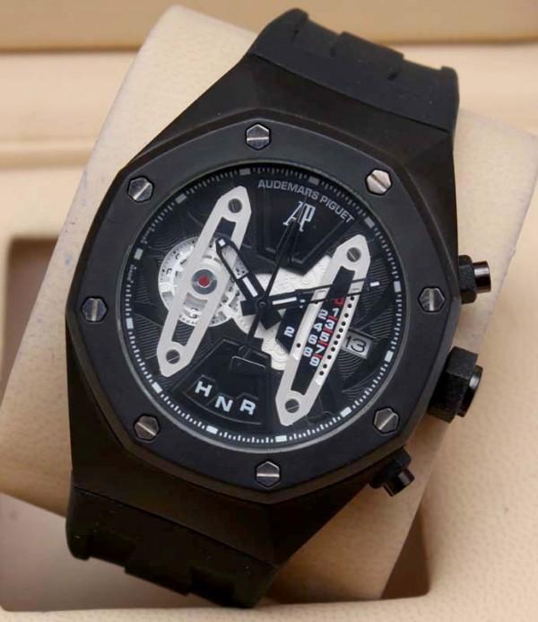 Replica Audemars Piguet Royal Oak Carbon Concept Tourbillon Chronograph Watch
