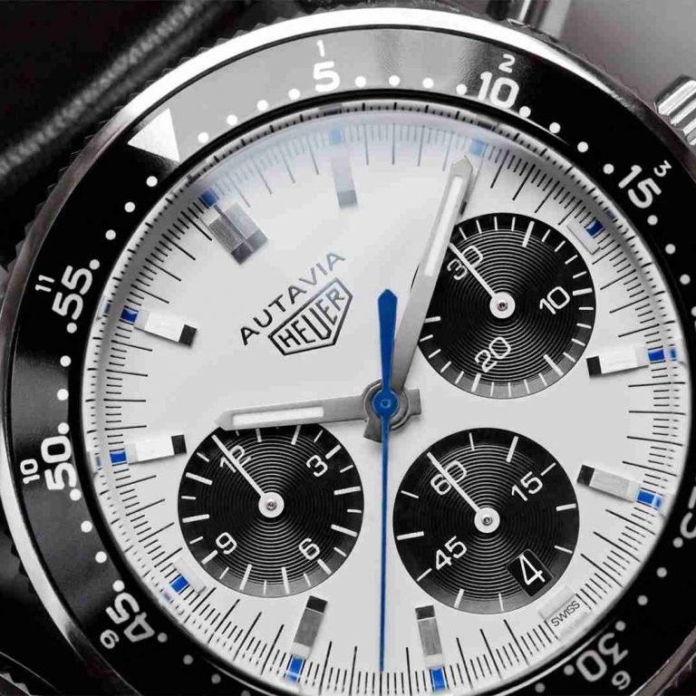 Swiss Replica TAG Heuer Autavia Jo Siffert Collector Edition Watch Introduce