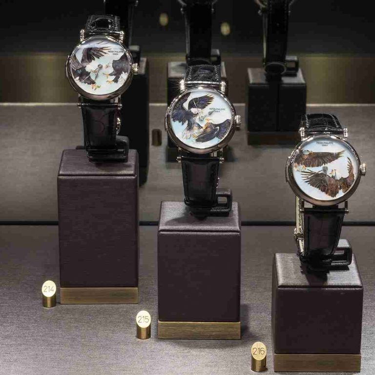 New For 2018 Replica Patek Philippe Rare Handcrafts Collection Watches Review