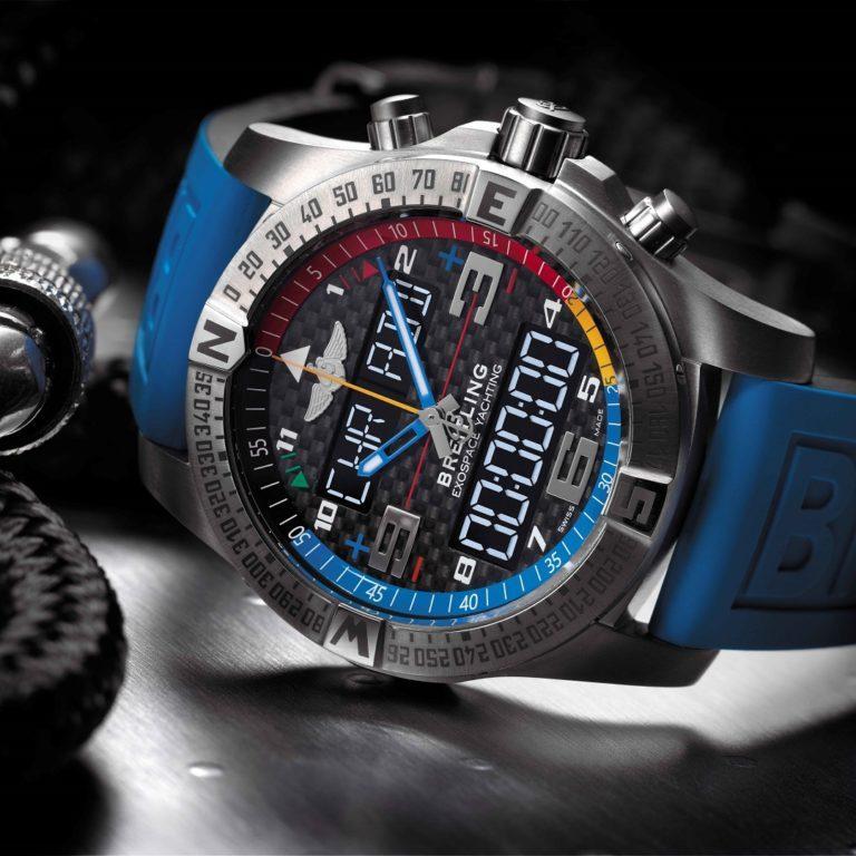 Best Replica Breitling Exospace B55 Yachting Watch Introduce