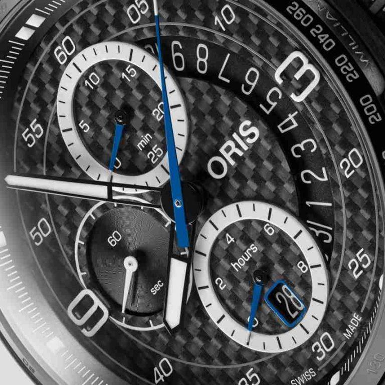 Top 2018 Limited Edition Replica Oris Williams FW41 Automatic Chronograph Carbon Fiber Titanium 44mm Watch Review