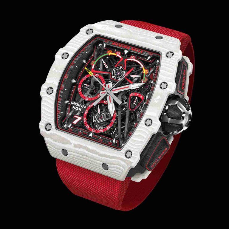 Limited Editon Replica Richard Mille Tourbillon Split-Seconds Chronograph Watch Review