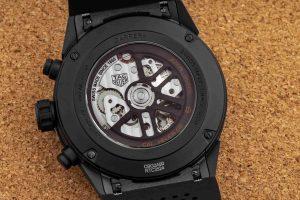 New TAG Heuer Carrera Calibre Heuer 02 Chronograph Replica Watches For Christmas