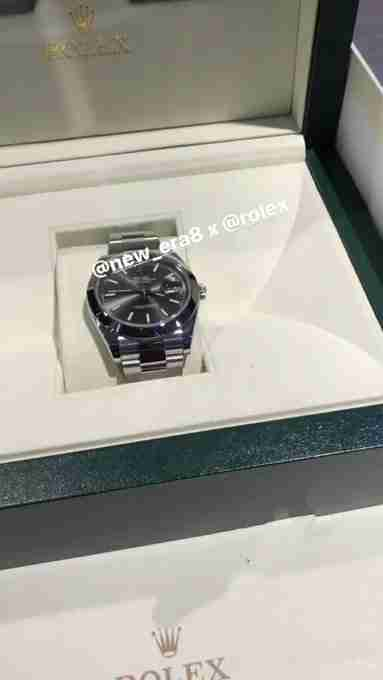 The Lamar Jackson And Ravens' linemen Rolex replica watches for Christmas