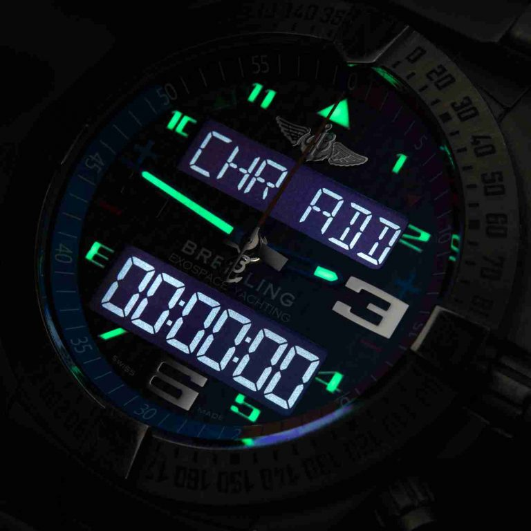 In Depth The New Replica Breitling Professional Exospace B55 Yachting Watches