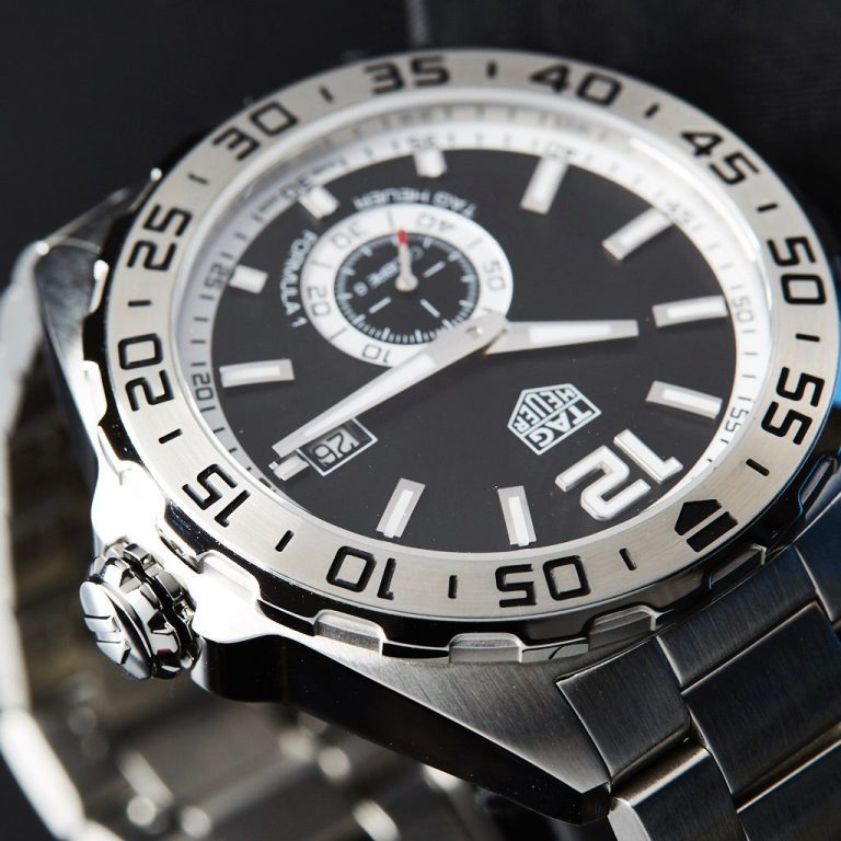 Introducing The TAG Heuer Formula 1 Caliber 5 Steel 41mm Replica Watches