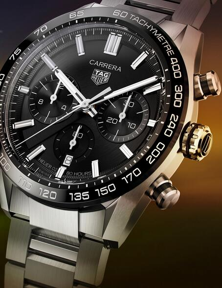 Buying Guide of New TAG Heuer Carrera Heuer 02 Automatic Chronograph Movement Replica Watches