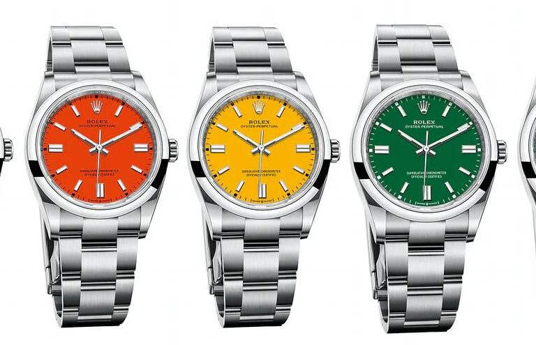 Buying Guide of 2020 Rolex Oyster Perpetual 36 Automatic 126000 Replica Watches