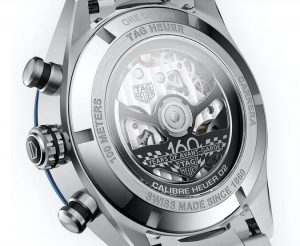 Replica TAG Heuer Carrera Sport Chronograph 160 Years Limited Edition Watch Introduction 1
