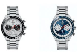 Replica TAG Heuer Carrera Sport Chronograph 160 Years Limited Edition Watch Introduction 3