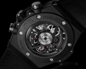 Replica Hublot Big Bang Unico Berluti Cold Brown Ceramic Watch Introducing 2