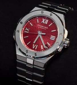 Replica Chopard Alpine Eagle Automatic Horobox Limited Edition 41mm Watch Review 2