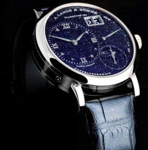 Replica A. Lange & Söhne Little Lange 1 Moonphase White Gold 36.8mm Watches Guide 3