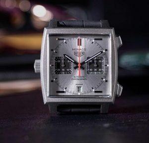 Replica TAG Heuer Monaco Calibre 11 Automatic Chronograph Titan Limited Edition Guide 2