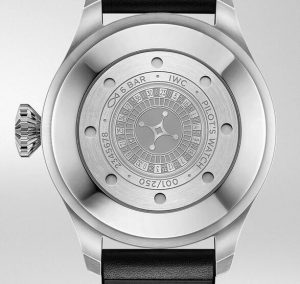 Limited Edition Replica IWC Big Pilot's Las Vegas Stainless Steel 46mm Watch Guide 3
